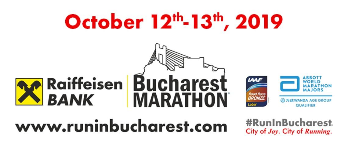 Raiffeisen Bank Bucharest Marathon 2019