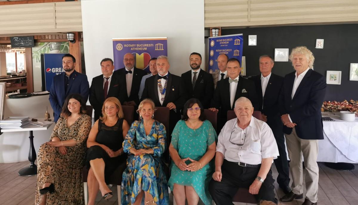 Rotary Club Atheneum București